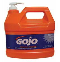GOJO Natural Orange habköves ipari kéztisztító, 3780 ml