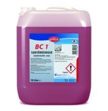 BC1 - Szanitertisztító-savas, 10 kg