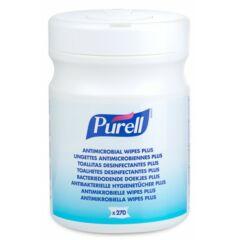 PURELL antimikrobiális kendő pus, 270 db-os tégely