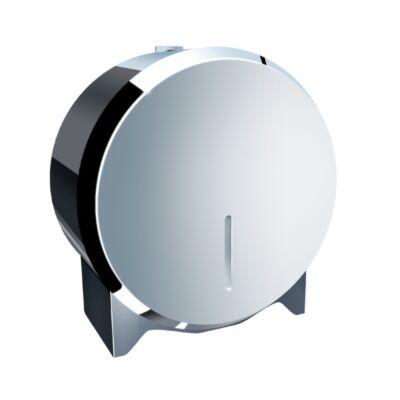 Ipari WC-papír tartó polírozott - mini - 19cm