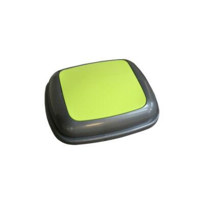 Fedél K45 szelektív hulladékgyűjtőhöz - zöld