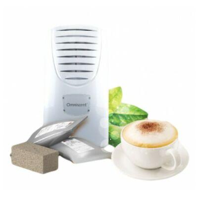 Frissen őrölt kávé légfrissítő illat, Omniscent adagolóhoz