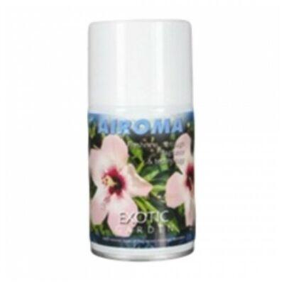 Exotic Garden légfrissítő illat, 270 ml, Airoma adagolóhoz