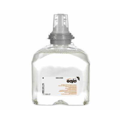 GOJO lágy, antimikrobiális habszappan patron, TFX, 1200 ml