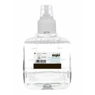 GOJO lágy, illatmentes, natúr habszappan patron, LTX, 1200 ml