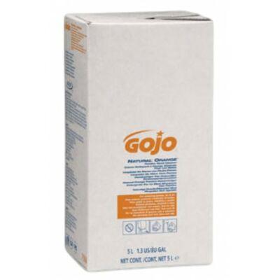 GOJO Natural Orange habköves ipari kéztisztító patron, 5000 ml