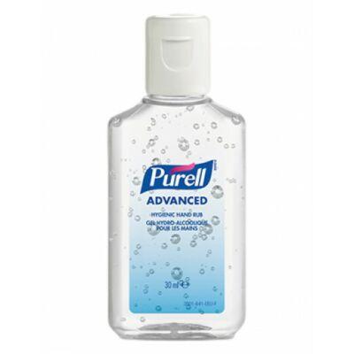 PURELL Advanced hordozható kézfertőtlenítő gél, 30 ml