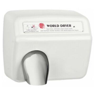 DXA548-974 World Dryer Model A automata kézszárító, fehér, acél