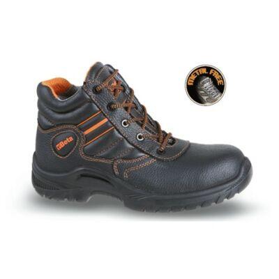 Beta 7201BKK/35 full-grain bőr munkavédelmi cipő, mérsékelten vízálló