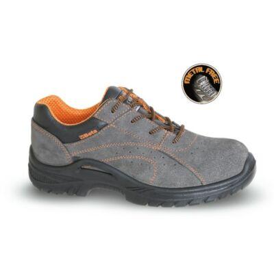 Beta 7210BKK/35 perforált hasítottbőr munkavédelmi cipő