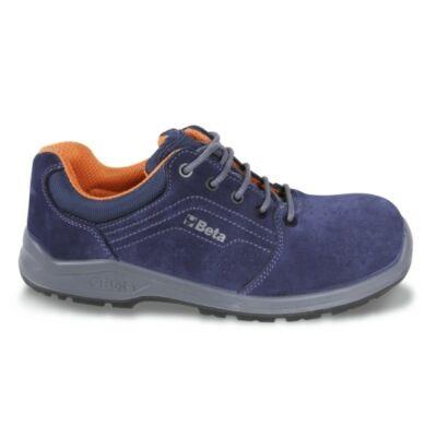 Beta 7210PB/35 perforált hasítottbőr munkavédelmi cipő