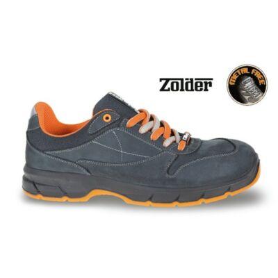 Beta 7252NKK/38 Nubukbőr munkavédelmi cipő, mérsékelten vízálló, Mikrofaser-betéttel, 38 méret