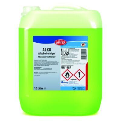 ALKO - Alkoholos tisztítószer - 30 % alkoholtartalommal,10 kg