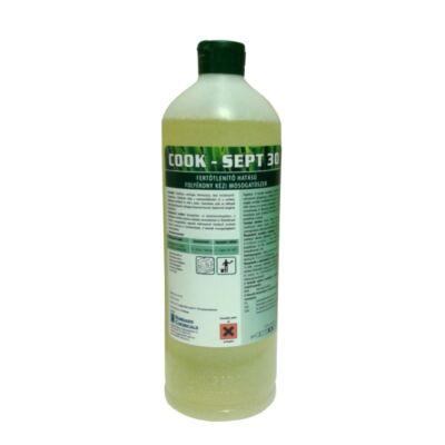 COOK SEPT - Kombinált kézi mosogató- és fertõtlenítõszer