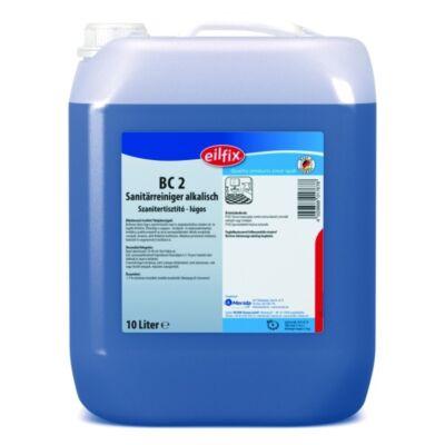 BC2 - Szanitertisztító-alkalikus, 10 kg