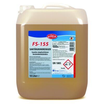 FS-155 - Szaniter alaptisztítószer kerámiaburkolatokra - foszforsavbázisú, 10 kg