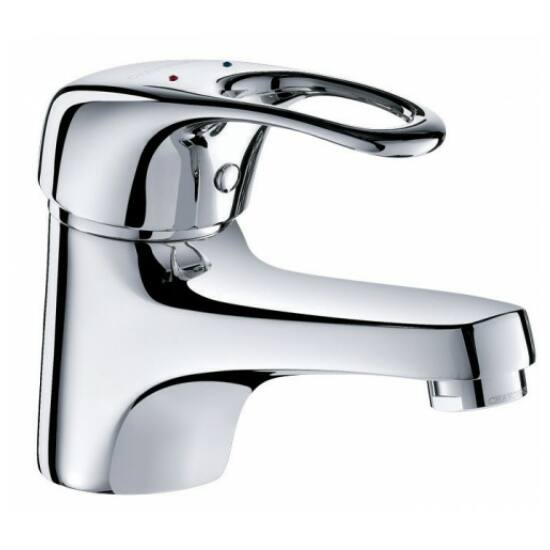 DELABIE karos mosdócsaptelep, hideg-meleg vízhez DELABIE karos mosdócsaptelep, hideg-meleg vízhez