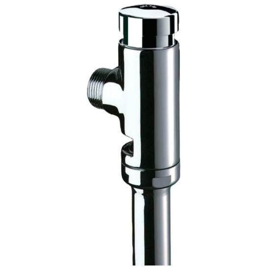DELABIE TEMPOFLUX 1 falon kívüli időzített nyomógombos direkt öblítésű WC öblítőszelep