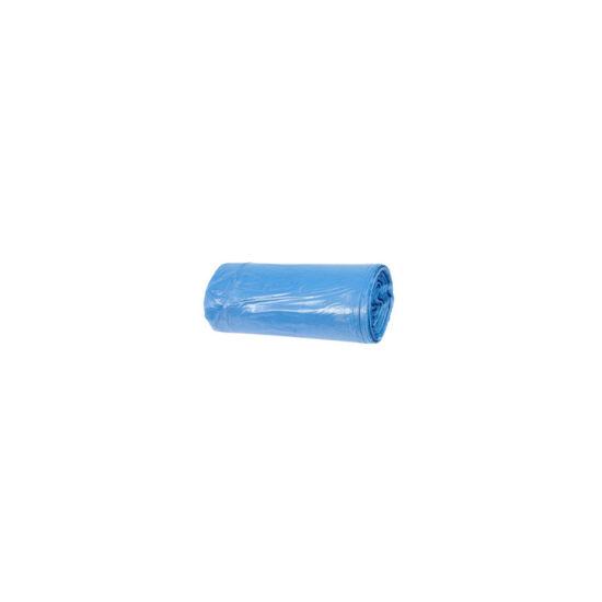 Hulladékgyűjtő zsák, 45X50 CM, 20L, kék, 50 DB