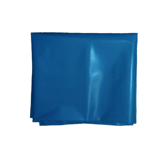 Hulladékgyűjtő zsák, 90X110 CM, 160L, kék, 10 DB