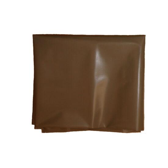 Hulladékgyűjtő zsák, 115X130 CM, barna, 10 DB