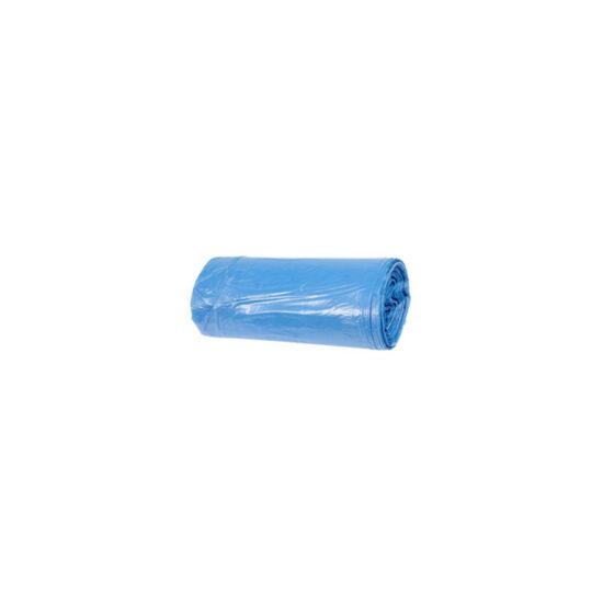 Hulladékgyűjtő zsák, 50X60 CM, 35L, kék, 50 DB