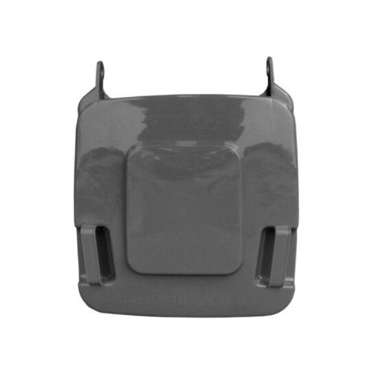 Fedél K120 szelektív hulladékgyűjtőhöz, szürke