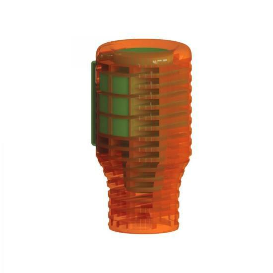 VEVO V-AIR Solid Evolution Bergamot - Sandalwood - bergamott-szantálfa illatú légfrissítő kehely, passzív, elem nélküli működéssel, 60 napos