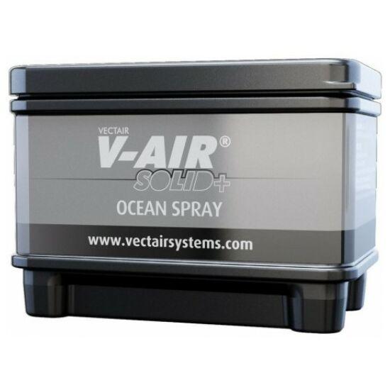 V-AIR Solid Plus White - Ocean Spray - óceán illatú, illatosított légfrissítő patron, adagolóhoz