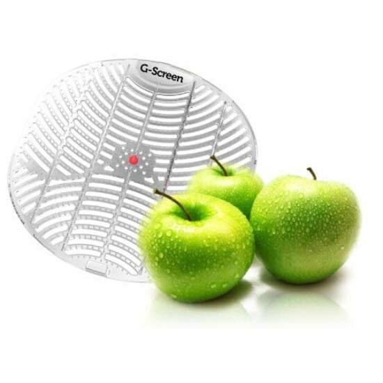 G-Screen Red - Apple Orchard - alma illatú piszoár rács