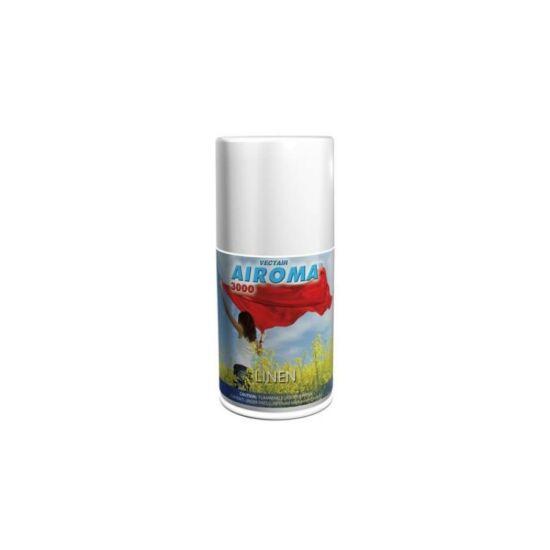 Linen - Frissen mosott ruha légfrissítő illat, 270 ml, Airoma adagolóhoz