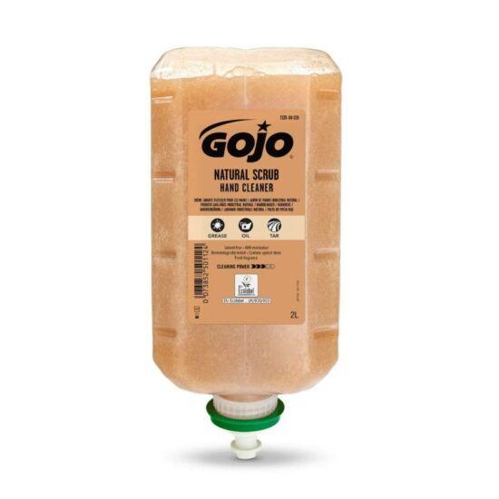 GOJO Natural Scrub ipari kézmosó közepesen szennyezett kezekre, PRO TDX