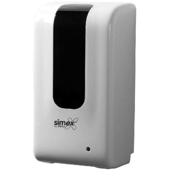 SIMEX automata kézfertőtlenítő gél és folyadék adagoló, 1,2 l