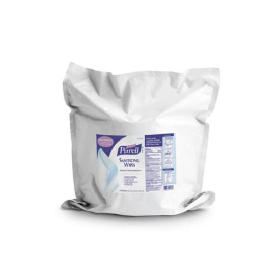 PURELL antimikrobiális kendő plus, 1200 db-os