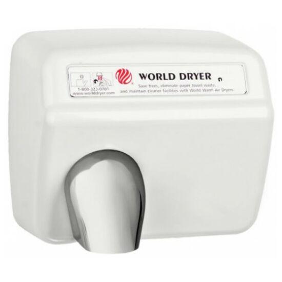DXA548-974 World Dryer Model A automata kézszárító, fehér, acél, 2300W