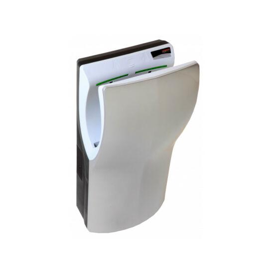 Dualflow légpengés kézszárító, ABS műanyag, szatén előlap, 1100W