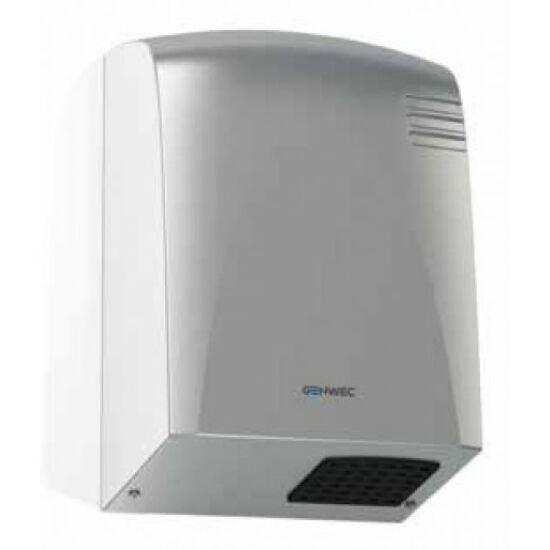 Wecflow automata kézszárító, r.m. acél, selyem, 1800 W, 60 dB