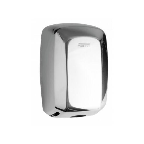 Machflow kézszárító, rozsdamentes, polírozott, 420-1500W, kikapcsolható fűtőszál