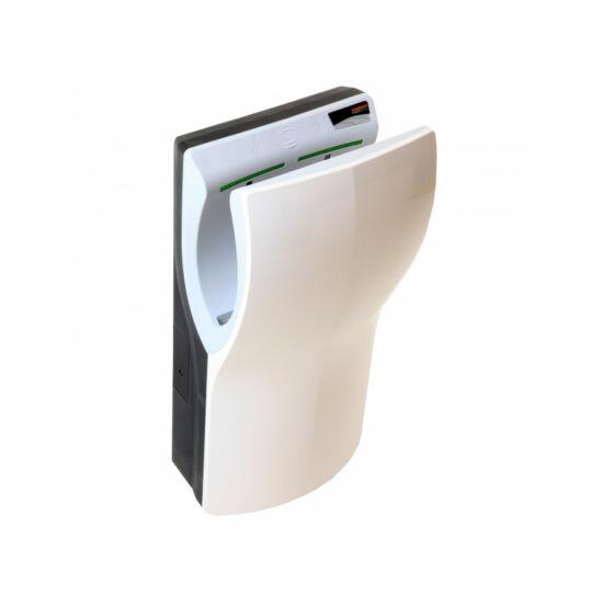 Dualflow légpengés kézszárító, fehér, ABS műanyag, 1100W