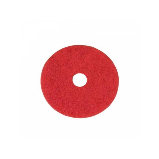 Gépi pad, 406mm, piros