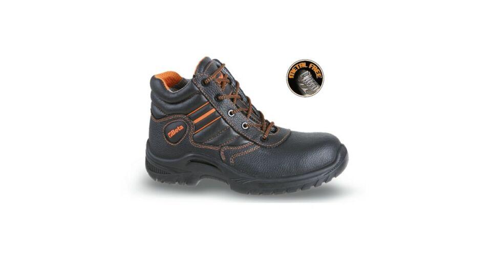 19a0f6eb57f5 Beta 7201BKK/35 full-grain bőr munkavédelmi cipő, mérsékelten vízálló
